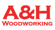 A & H Woodworking Logo